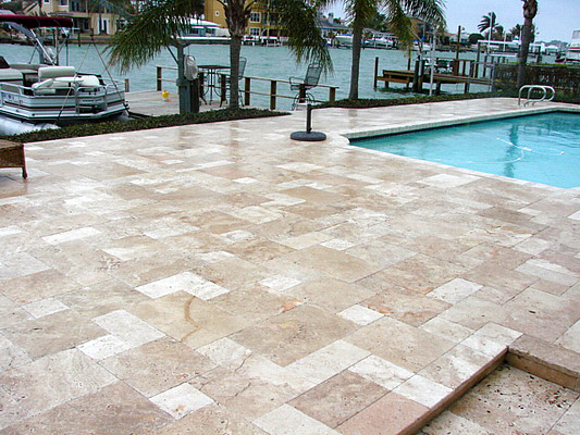 Patios Fountains Paver Installation Hardscapes