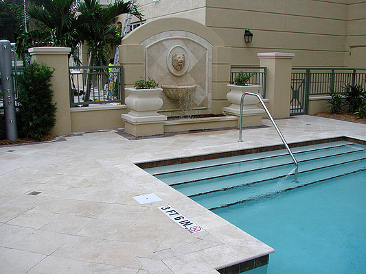 Patios fountains paver installation hardscapes for Lokey mercedes benz clearwater fl 33764